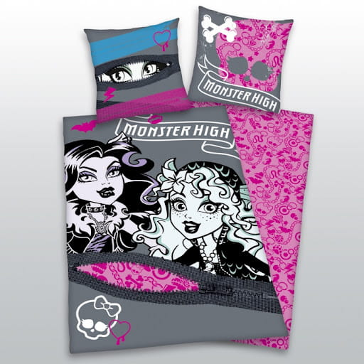Pościel Dla Dzieci 140x200 Monster High Sklep Madleypl