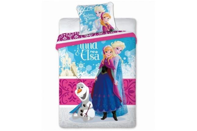 Pościel Bawełniana 160x200 Dla Dzieci Frozen Disney Sklep Madleypl
